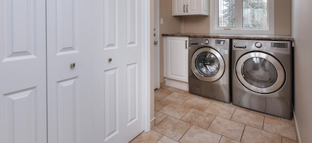 edmonton home renovations - laundry suite