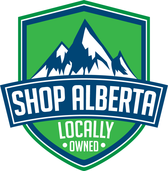 Alberta Shop Local Badge