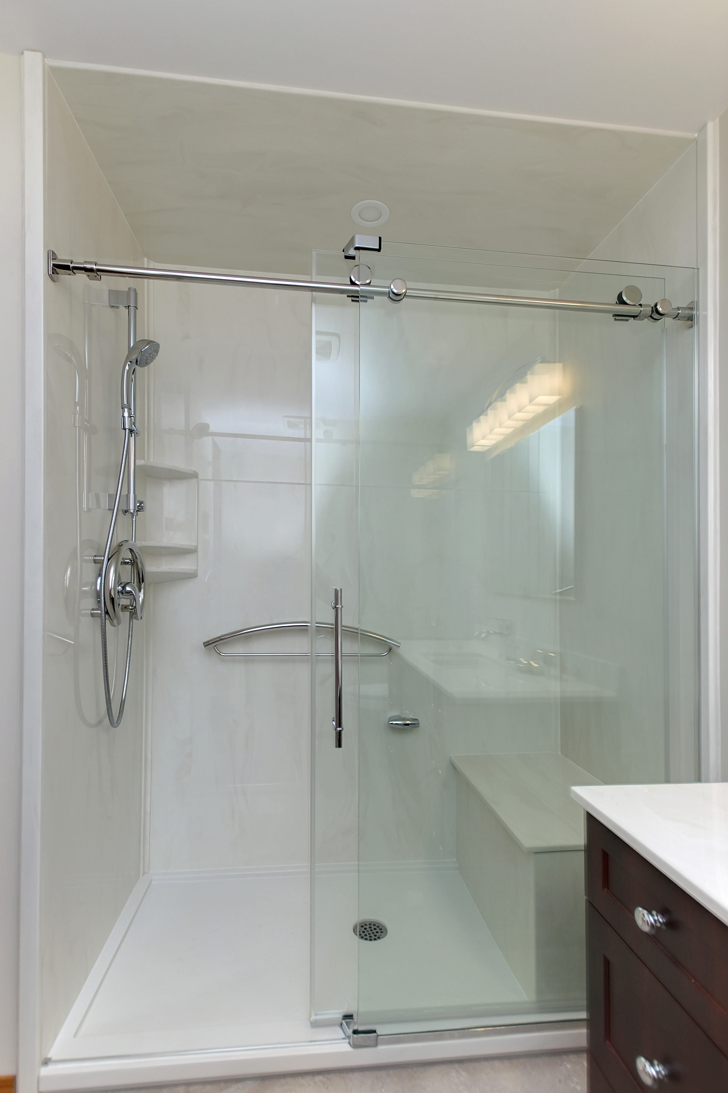 Bathroom Renovation Cost Edmonton Independent Bath and Renovation - picture of renovated shower